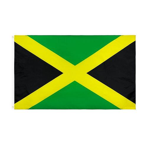 Johnin 90X150cm Jam Jm Jamaica Flag