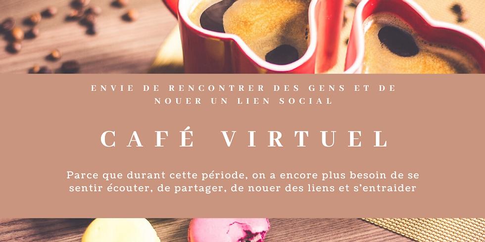 Café virtuel - Réseautage