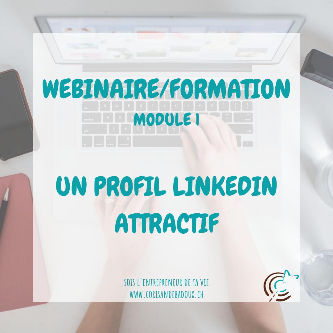 Un profil LinkedIn attractif