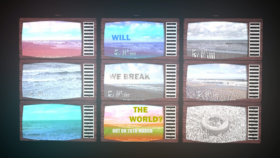 WIll we break the world music video out