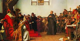 The Diet of Worms, the Reformation