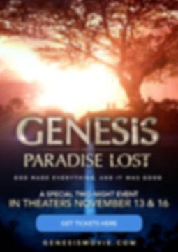 Gensis: Paradse Lost
