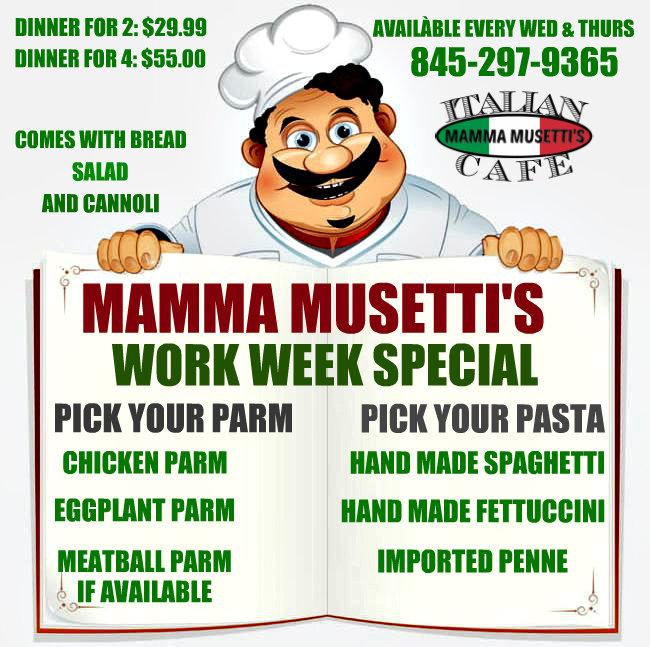 Mamma Musetti's