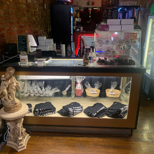 Our New Counter