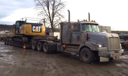 CAT Excavator