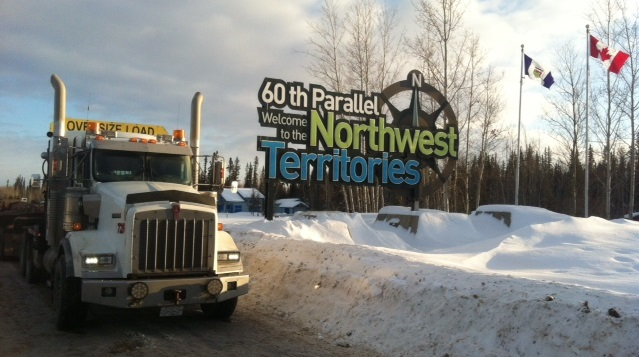 Leaving the Northwest Territories