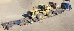 Cat Loader 8 axle load