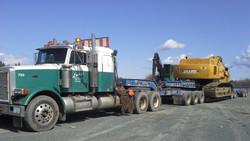 John Deere 450C Excavator