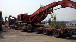 Madill Log loader