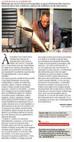 """article paru """" au fil de l'Yonne Decembre 2016"""