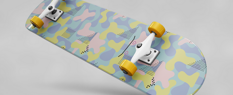 Skate Camuflado