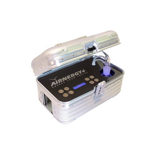 Airnergy Travel Plus Zilver