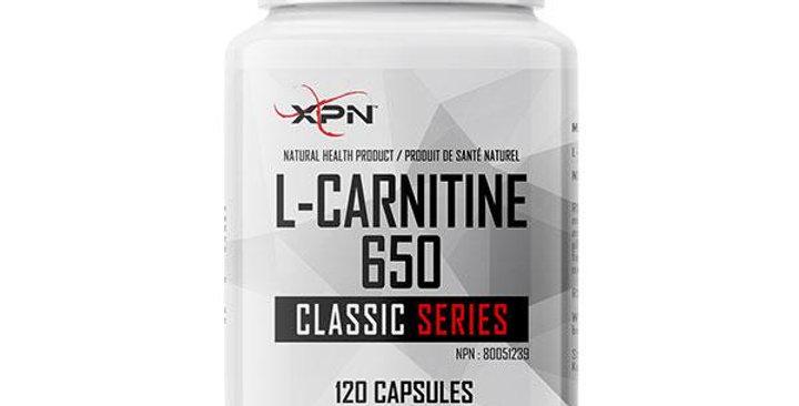XPN L-CARNITINE 650 - 120 CAPS