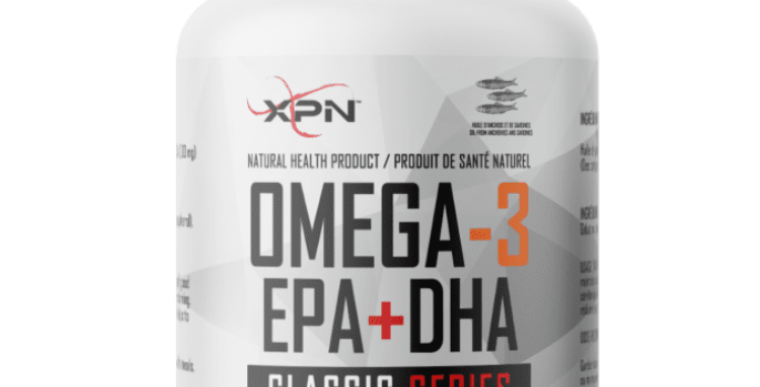 XPN- OMEGA 3- 120 CAPS