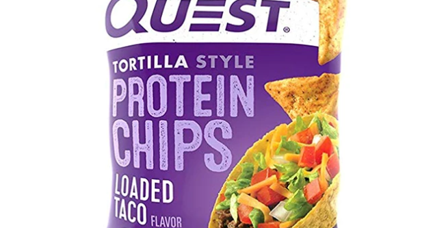 QUEST - PROTEIN CHIPS 32G
