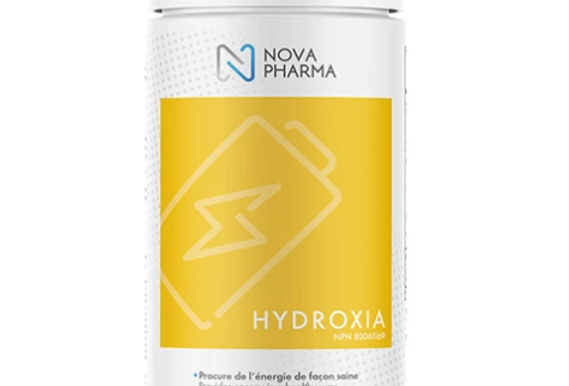 NOVA PHARMA- HYDROXIA 60 CAPS