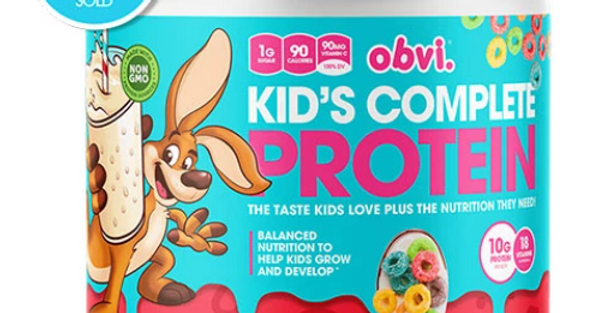 OBVI KIDS SUPER COLLAGEN - 312G