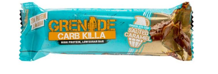 GRENADE - CARB KILLA BARRES DE PROTÉINES