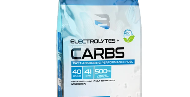 BELIEVE SUPPLEMENT - CARBS + ELECTROLYTES