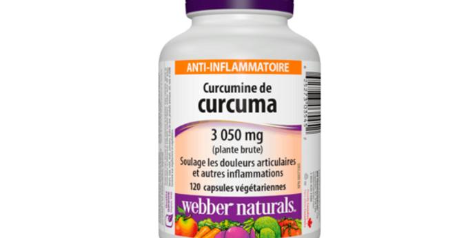 WEBBER NATURALS- CURMCUMA