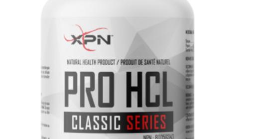 XPN - PRO HCL 180 CAPSULES