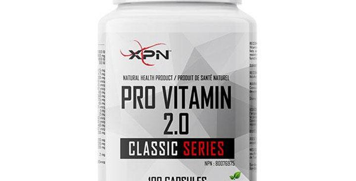XPN - PRO VITAMIN 2.0 - 100 CAPS