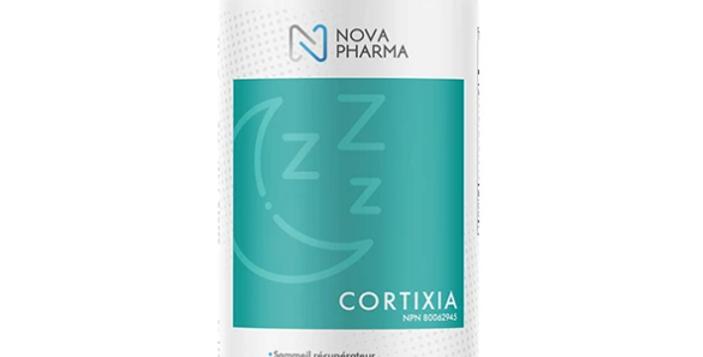 NOVA PHARMA- CORTIXIA 90 CAPS