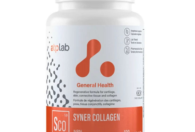 ATP LABS - SYNER COLLAGEN 120 CAPS