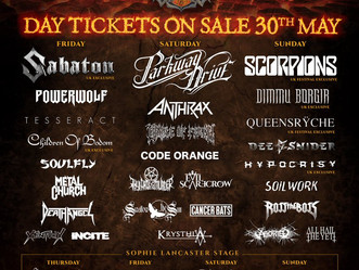 Master's Call join Bloodstock Open Air Festival 2019 line-up