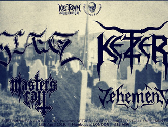 Master's Call to Support Ketzer in London!
