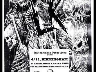 Master's Call to join Sweden's LIK for Birmingham show