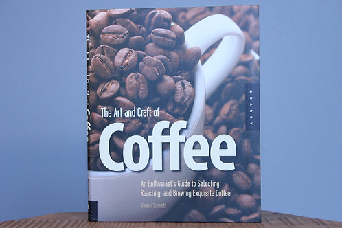 """The Art and Craft of Coffee"" Book"