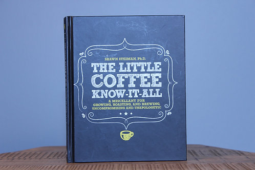 """The Little Coffee Know-It-All"" Book"