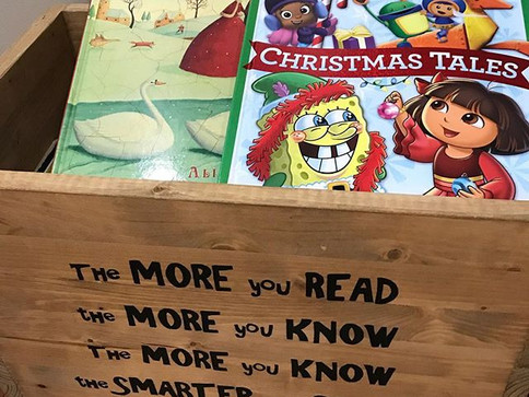 Time to add to the kid's books! We're getting closer to the holiday season (and I'm sure we're there in the minds of most kids)! #birchandba