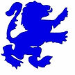 AA  South Gawler Rampant Lion all blue M