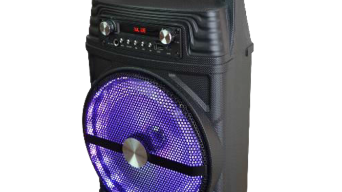 "Amplify Cyclops V2.0 Series with Microphone 8"" Bluetooth - Black"