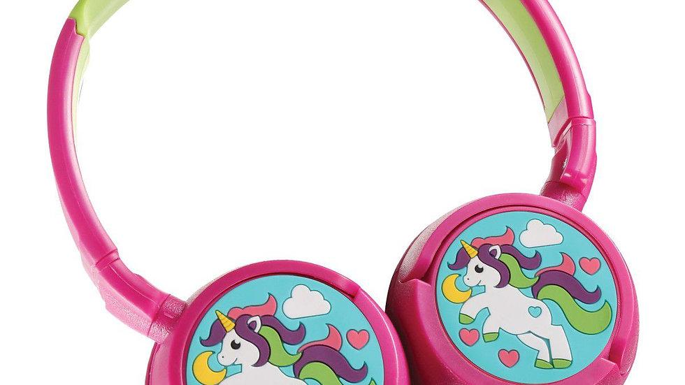 Bounce Kiddies Headphones - Girls Unicorn
