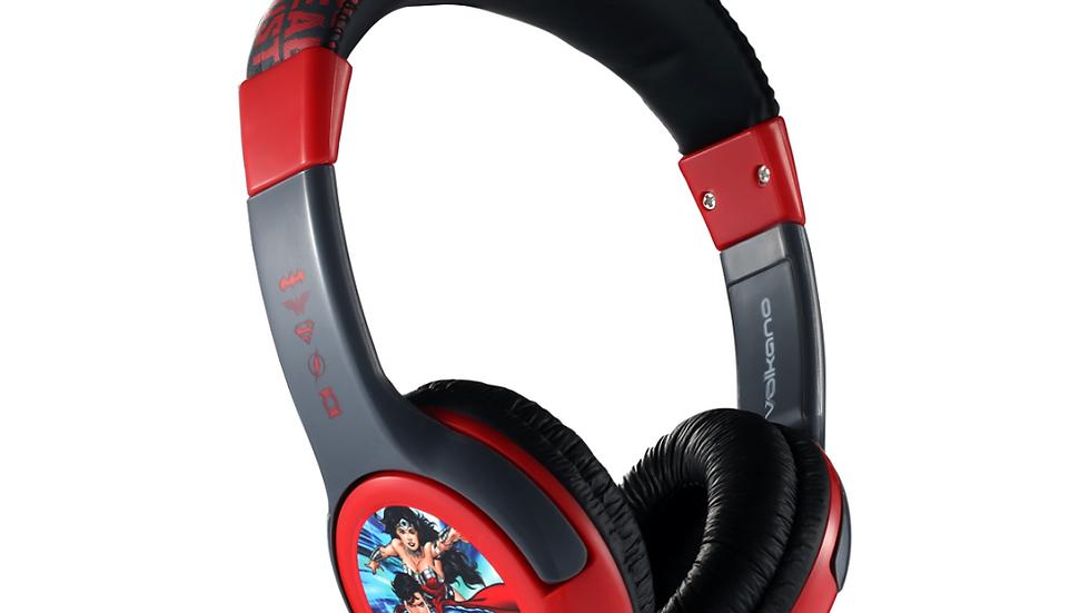 Warner Kiddies Headphones - Justice League
