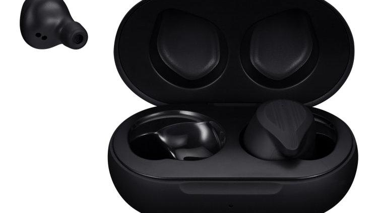 Volkano Scorpio Series True Wireless Earphones - Black