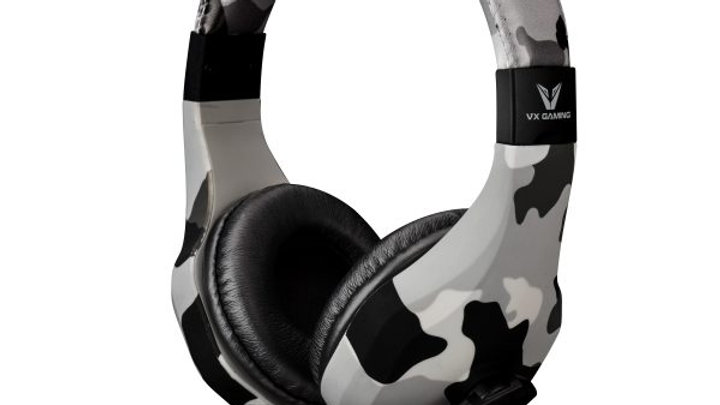 VX Gaming Camo Series 6-in-1 Gaming Headphone for PS3/PS4/XB1/PC and Mobile