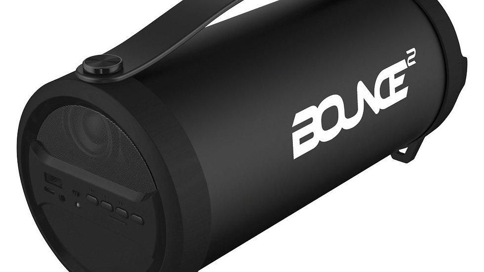 Bounce BoomBox Series Tube BT speaker - Black