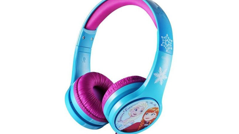 Disney Frozen 2 Sisters Teens Headphone