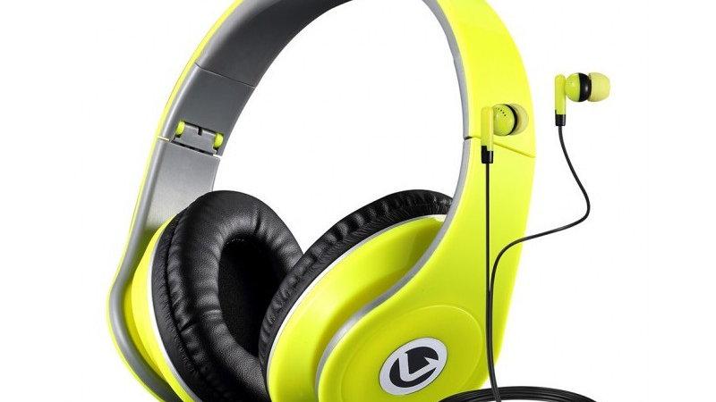 Volkano Dual Neo Series Headphones & Earphones