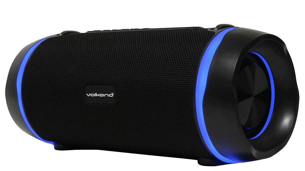 VolkanoX Viper Series Bluetooth Speaker - Black