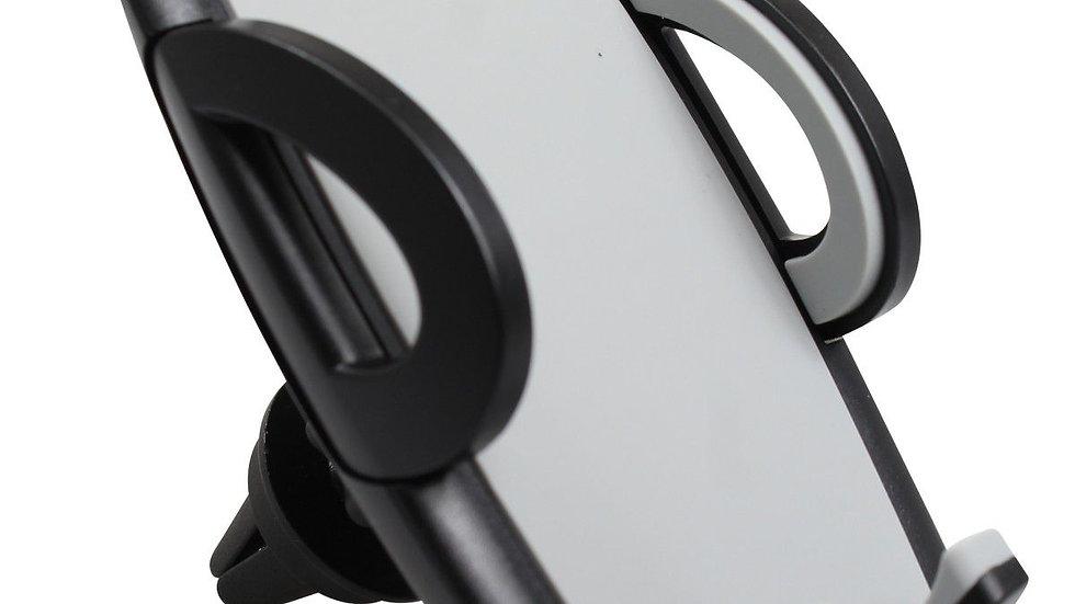 Volkano Flow Series Car Airvent Phone Holder - Black