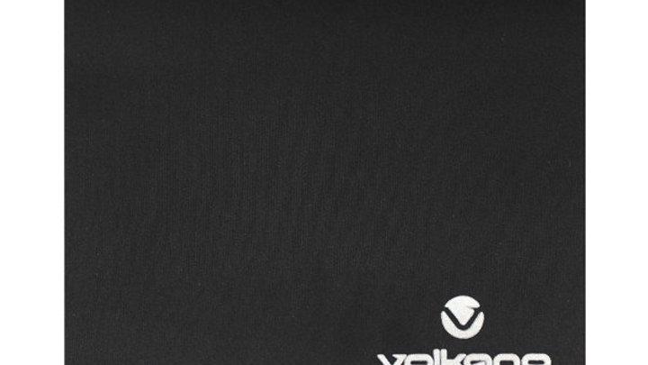 Volkano Slide Series Mousepad 220x180x3mm - Black