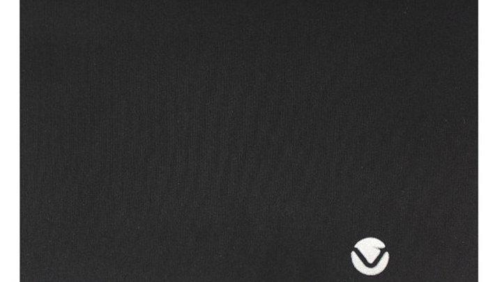 Volkano Slide Pro Series Mousepad 260x220x3mm - Black