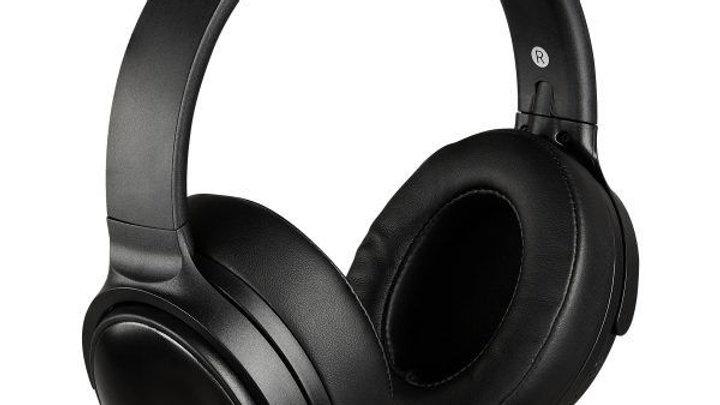 VolkanoX Sultan Series Bluetooth Headphones - Black