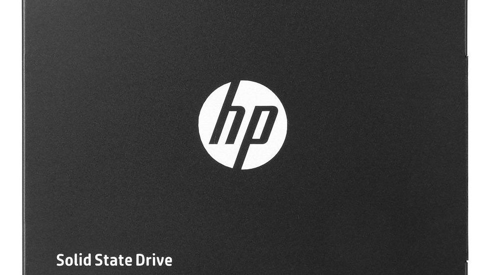 HP S700 2.5'' 120GB Solid State Drive - Black