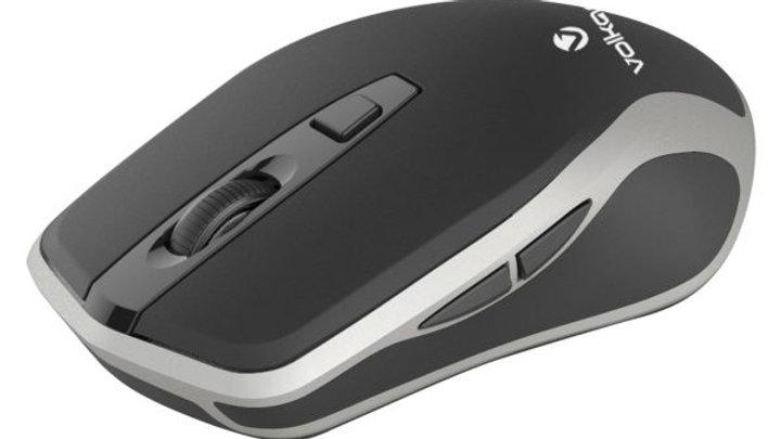 Volkano Zircon Series Wireless Mouse, Dpi, Side Buttons